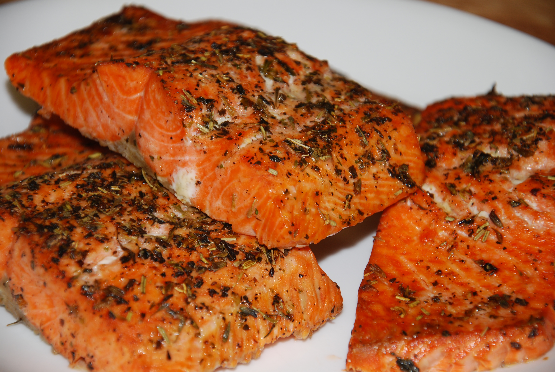 Grilled Scotch Salmon Bar 61